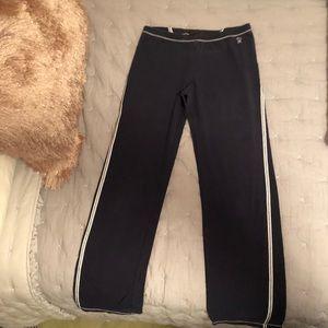 Comfortable navy everyday pants
